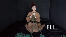 ELLE 8月號封面人物楊丞琳。(圖/《ELLE》國際中文版雜誌提供)