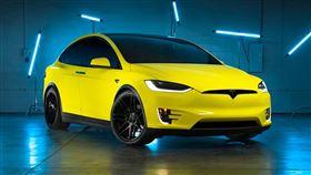 ▲特斯拉推出包膜換色服務。(圖/翻攝Tesla網站)
