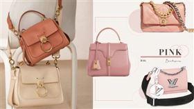 圖/翻攝自Louis Vuitton、CHANEL、Chloé、CELINE、Dior、Longchamp