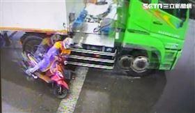 屏東,東港,車禍,貨櫃車