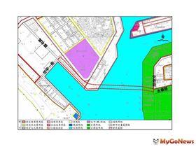 安平漁港跨港大橋工程啟動都市計畫變更(圖/台南市政府)