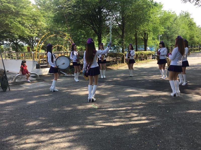 外景日記 秀娟女子樂團