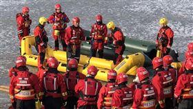 救難教父,葉泰興,國際救援教練協會,IRIA(圖/翻攝臉書)