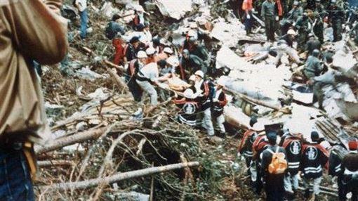生存 日航 事故 殺害 者 墜落 機