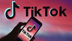 抖音(TikTok)。(圖/美聯社/達志影像)