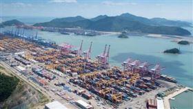 釜山港是韓國最大港口,也傳出存放有1240噸硝酸銨,引起當地居民人心惶惶。   圖:翻攝自釜山地方海事水產廳臉書