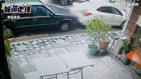 花蓮,商校街,瑞典戰車,神車,追撞,