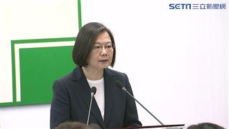 香港政府大動作逮人…小英撂狠話了