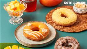 Krispy Kreme宣布,自8/13-9/21推出全新亞洲風味系列甜甜圈(圖/品牌提供)