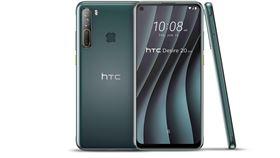 HTC,宏達電,HTC Desire 20 pro,晶耀綠,HTC Desire,五鏡頭