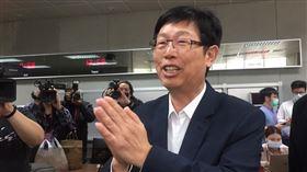 鴻海董事長,劉揚偉 圖/記者簡若羽攝影