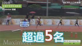 全中運男子組跑步(圖/Maximizer授權提供)
