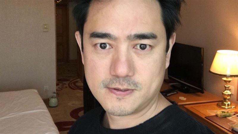 陳俊生爆社區遭推打 腹現9公分傷口