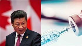 有中國網友在微信群組兜售假疫苗(示意圖/資料照)