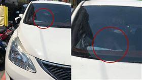被違停擋住!嘉義姊一看…有小孩被鎖在車內「熱壞爆哭」