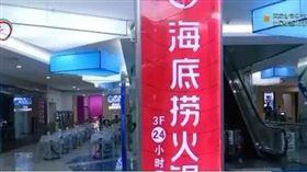 女子稱在海底撈吃到蟑螂,求償450萬台幣,店家傻眼報警。(圖/翻攝澎湃新聞)