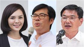 李眉蓁、陳其邁、吳益政(組合圖/翻攝自臉書)