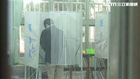 0606罷免投票,投票所,圈票處
