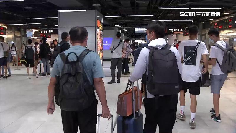 高雄人準備投3次 高鐵預售票破7成