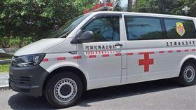 救護車,花蓮,禮讓,蘇花改,女嬰,心臟病(翻攝自 臉書)