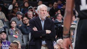 NBA/偉大紀錄告終!馬刺無緣季後 NBA,聖安東尼奧馬刺,Gregg Popovich,紀錄 翻攝自推特