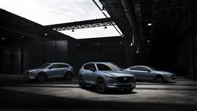 ▲Mazda推出Carbon Edition碳纖維特仕版新車(圖/翻攝自Mazda官網)