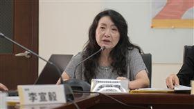 兒童權益促進協會理事長王薇君。(圖/王婉諭辦公室提供)