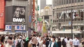 東京增385確診 疫情往中高齡蔓延