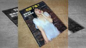 鄭惠中,寫真集,我錯了嗎,李登輝,紅漆