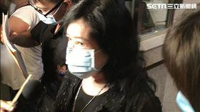 ▲鄭惠中被移送台北地檢署複訊。(圖/記者楊佩琪攝)