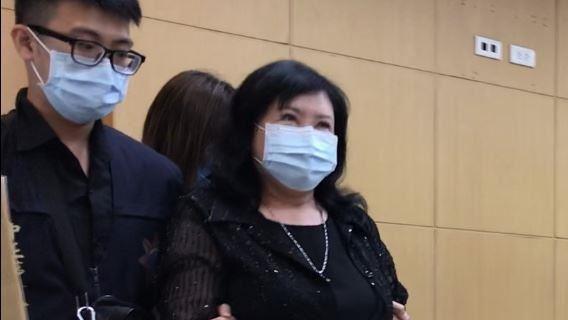 鄭惠中進北檢嗆聲:台獨之父死有餘辜