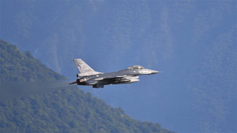 斥資620億美元 法新社:台灣敲定F-16戰機軍購案