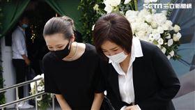 ▼ ▲ 王彩樺 恬娃 羅霈穎告別式 (圖/記者林聖凱攝影)