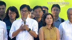 陳其邁當選高雄市長
