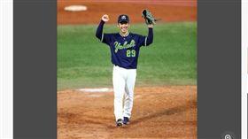 ▲養樂多投手小川泰弘演出無安打比賽。(圖/截自日本媒體)