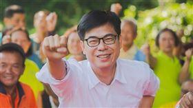 民進黨候選人陳其邁15日以67萬票贏得高雄市長補選(圖/翻攝自陳其邁粉專)