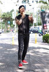 39歲歌手許晉豪改名K. Swo重新出發。(圖/記者林聖凱攝影)