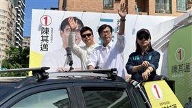陳其邁,高雄,市長,補選,謝票