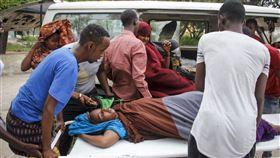 索馬利亞首都海濱飯店遭武裝攻擊 至少5人喪命 (圖/美聯社/達志影音)