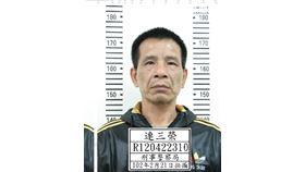 連三榮,查緝專刊,刑事局,明德外役監,越獄 刑事局提供
