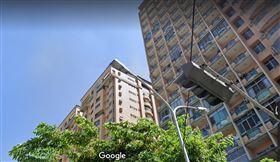 歡歡租屋處 燒炭 凶宅(圖/google map)