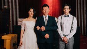 逃出立法院,賴雅妍,禾浩辰,庹宗華,婚紗 圖/華映提供
