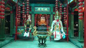 基隆護國城隍廟提供(圖/記者鍾志鵬攝影)七爺八爺