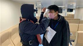 外籍船員入境後離境措施更改。(圖/航港局提供)