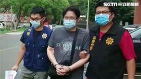 刑事局查獲新竹線上博弈公司,主嫌為竹科離職工程師。(圖/翻攝畫面)
