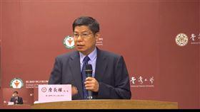台大公衛學院院長詹長權。(圖/翻攝自公共衛生學院台灣大學YouTube頻道)