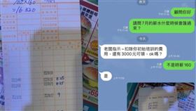 國三生打工半個月!慘被「扣薪1.2萬」…老闆辯:培訓費(圖/翻攝自店家臉書)
