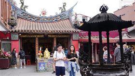 霞海城隍廟(圖/記者李鴻典攝)