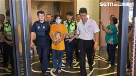 台北市西門町傳出隨機砍人事件。(圖/記者楊忠翰攝影)