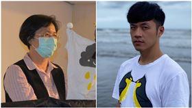 武漢肺炎,彰化,陳時中,焦糖哥哥,陳嘉行,王惠美 (圖/翻攝自臉書